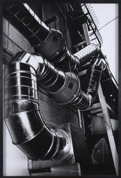 DAIDO MORIYAMA. Daido hysteric nº 4, 1993. Fotografía en blanco y negro, Copia sobre papel baritado a la gelatina de plata. Medidas: 150 x 100 cm