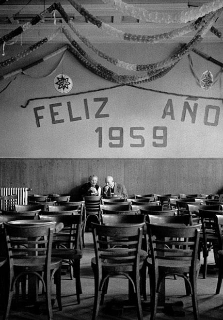 GABRIEL CUALLADÓ. Sin título, 1959 (Copia moderna, 2006). 49 x 34 x 2,8 cm. Fotografía en blanco y negro