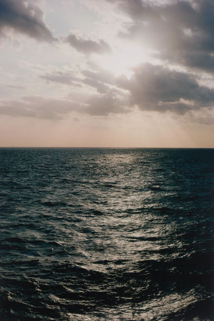 DANIEL FAUST. English Channel, 1991. Nº Edición 1/5. 158 x 112,2 cm. Archival Glicèe Print
