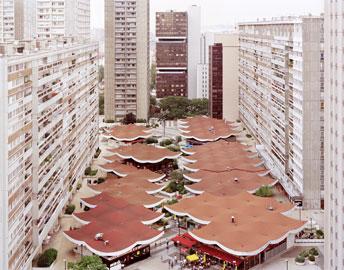 FRANCESCO JODICE. www_Paris-T04-2000, 2000. Serie What We Want (proyecto). Nº Edición. 4/8. 149,5 x 188 cm. Impresión digital sobre papel Innova FibaPrint Gloss