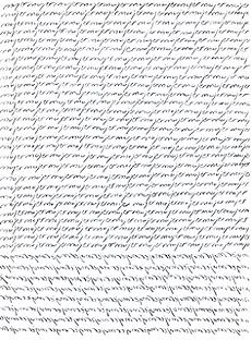 INMACULADA SALINAS. Espejo, 2008. 21,5 x 16 cm c/u. Grafito sobre cartulina