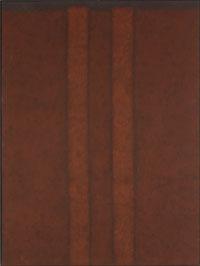 IGNACIO TOVAR. Sin título, 1977. 122 x 92 x 3 cm (con marco). Acrílico sobre madera