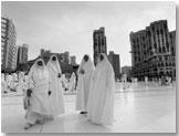 Hajj, 1999-2001  © Reem Al Faisal
