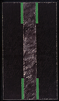 Juan Suárez. Marismas de lejanía, 1976. 195 x 114 cm. CAAC Collection