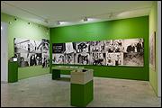 Museum of American Art. 50 ans d'art aux �tats Unies, 2007. Vista de la instalaci�n en el CAAC