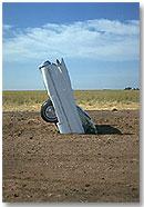 "Ant Farm: ""Cadillac Ranch"" (1974)"