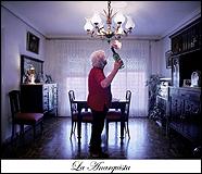 Cristina Lucas. La anarquista, 2004. Fotografía color, 110 x 140 cm