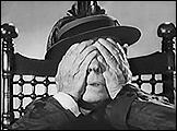 Buster Keaton en el mediometraje 'Film', de Samuel Beckett