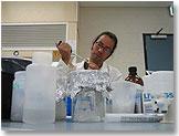 """Paul Vanouse: """"Latent Figure Protocol"""", 2005 [Bios 4. Arte biotecnológico y ambientaI]"""