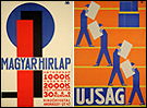 El cartel comercial moderno en Hungría (1924-1942)