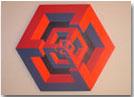 """""""Estructura"""" (1970), José María Iturralde"""