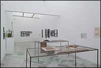 Vista de sala de la exposici�n 'Nacho Criado. Agentes colaboradores'. CAAC SEvilla, 4 diciembre 2012 - 21 de abril 2013