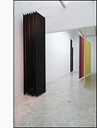 Gerardo Delgado. Juste avant la nuit II, 1972/2012 / The Night. 1972-74/2012 / White – Yellow – Wall, 1975/2012. CAAC Collection, Junta de Andalucía