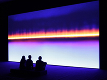 Susan Hiller (Tallahassee, Florida, USA, 1940). Resounding (Ultraviolet), 2014. Courtesy by artist and Lisson Gallery © Susan Hiller