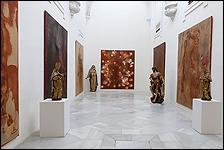 Capilla de Colón. Works of Pedro Duque Cornejo and José Manuel Broto. CAAC Collection