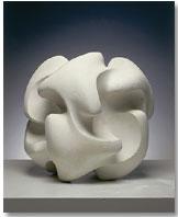 Equipo 57: Sin título (1960-61). Escayola. 33,5x35x36