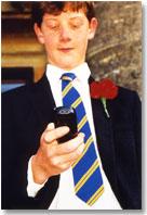 Martin Parr. Gran Bretaña. Serie Agenda Telefónica, 2002