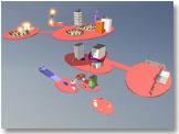 """Narda Alvarado: """"Construcción de ideas"""", 2006"""