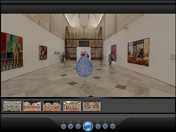 Visita virtual a la exposición 'Souvenir de la vida. El legado de Guillermo Pérez Villalta'