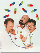 "General Idea, ""Playing Doctor"", 1992"