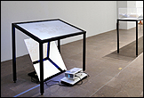 MARIANA CASTILLO DEBALL. The where I am is vanishing, 2011. Courtesy of the Barbara Wien Gallery