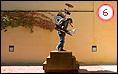 CURRO GONZÁLEZ.  Como un monumento al artista, 2010