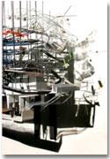 Proyecto de una estudiante de la escuela de arquitectura londinense The Bartlett