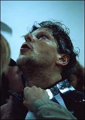 Jan Fabre. Fotógrafo Maarten Vanden Abeele