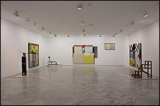Exposición José Ramón Sierra. Zigzag. Salas CAAC, 2015