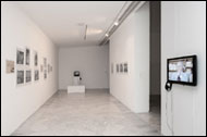 Vista de sala de la exposición 'Lotty Rosenfeld. Por una poética de la rebeldía'