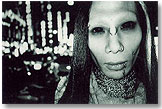 "Daido Moriyama: ""Nippon Gekijo Shashincho"" (Japan Theater Photo Album), B & W Print, 2001"