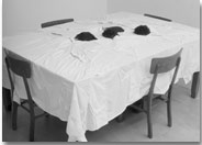 """Table"" (2003), Yael Davids"