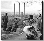 "Francesc Catalá Roca: ""Fiesta de la familia de la Chunga"" (1955)"