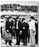"Bettmann: ""¡Olé!, The Beatles"". Londres, 1965"