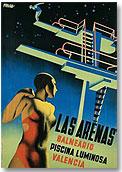 """Josep Renau: """"Las Arenas"""" (1932)"""