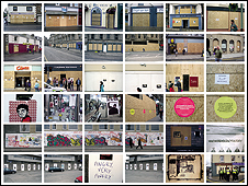 Oliver Ressler, 'Untitled (Edingburgh 7/2005)', from the series 'Globalizing Protest', digital print laminated on aluminum, 140 x 105,5 cm, 2005