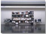 "Allen Ruppersberg, ""Kunstkammer"" [Cámara de arte], 1991-2005. Foto: © Achim Kukulies, Düsseldorf"