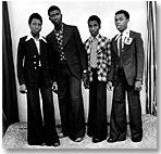 Los cuatro camaradas, junio 1967 © Malick Sidibé/Gwinzegal/di CHroma