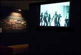 Catarina Simão. Off screen project. Documentation Room 2- Carpe Diem arte e Pesquisa. Lisboa, 2011