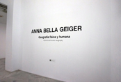 Photographic Tour by the exhibition Anna Bella Geiger: Physical and Human Geography