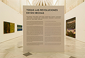 Photographic Tour by the exhibition All the Revolutions Have Already Been Done