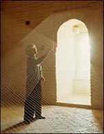 Soledad Sevilla. Toda la Torre. El día, 1990. Instalation © Soledad Sevilla