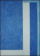 IGNACIO TOVAR. Sin título, 1979. Serie L. Acrílico sobre madera. ColecciónCentro Andaluz de Arte Contemporáneo