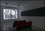 View of the exhibition 'The Twin of Shores of Agnès Varda'