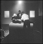 Carrie Mae Weems. Constructing_The Assasination of Medgar, Malcolm and Martin