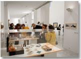 Imagen de la exposición Una larga historia con muchos nudos. Fluxus en Alemania. 1962-1994 (2007)