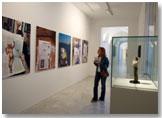 Imagen de la exposición BIOS4. Arte biotecnológico y ambiental. Eduardo Kac (2007)