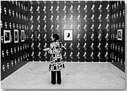 Imágenes de la exposición Daido Moriyama. Retrospectiva desde 1965