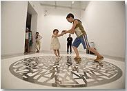 Imagen de la exposición Ver bailar.  Diálogo entre la danza y las bellas artes