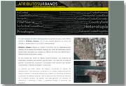 Atributos urbanos